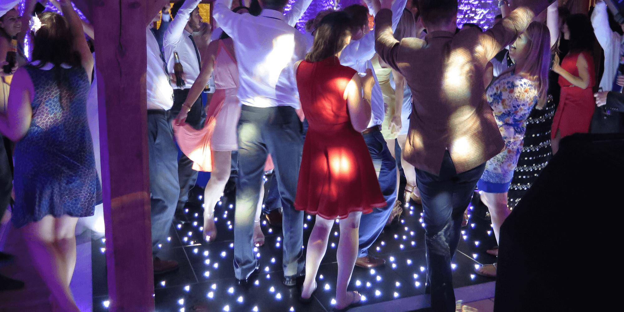 Dancefloor hire Gloucester