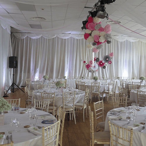 Draping Hire Gloucestershire
