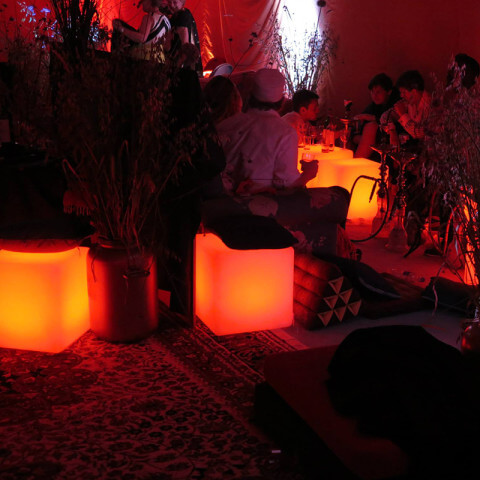 Light Up Furniture Hire