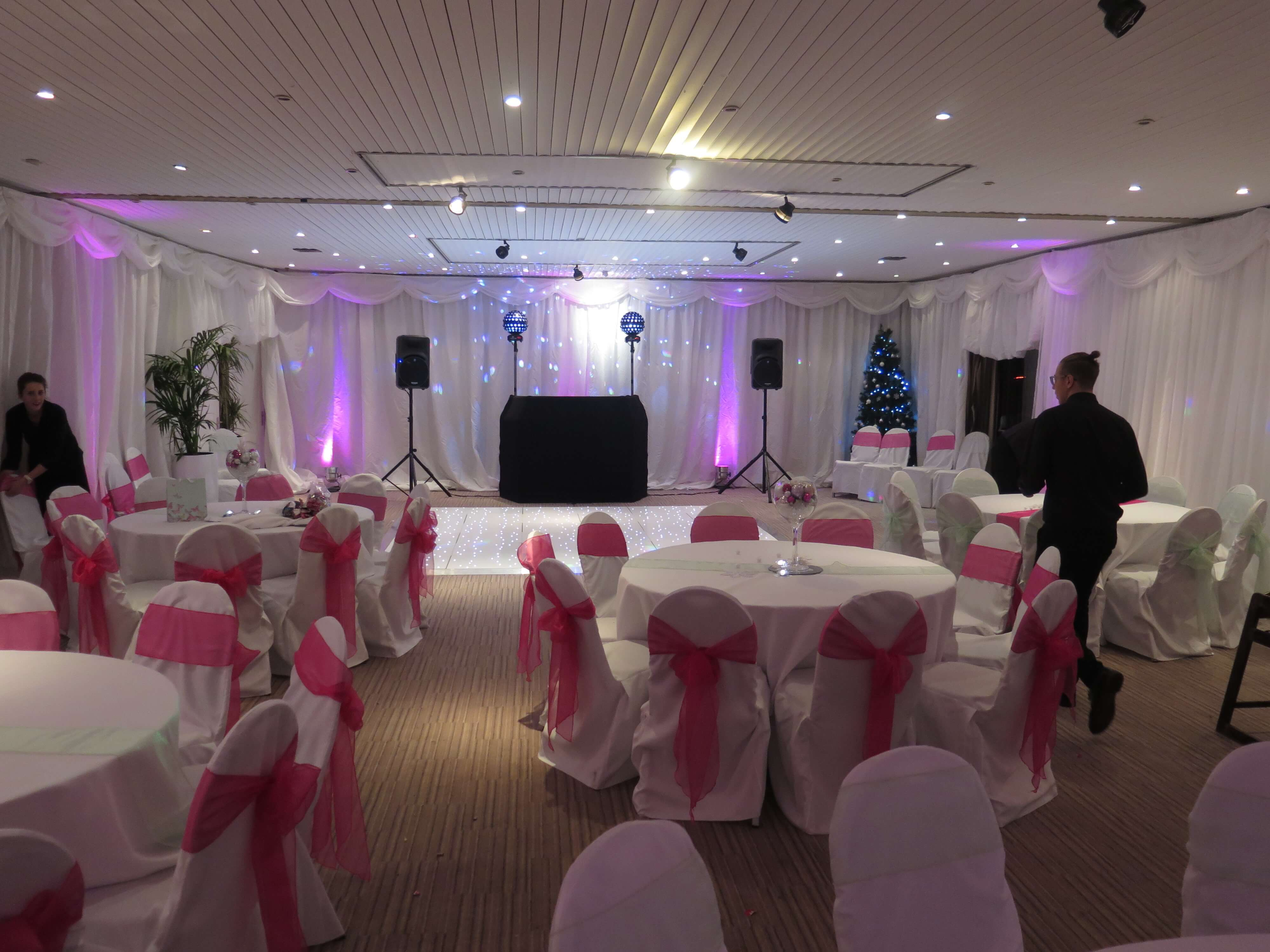 Wedding DJ Hire Gloucestershire