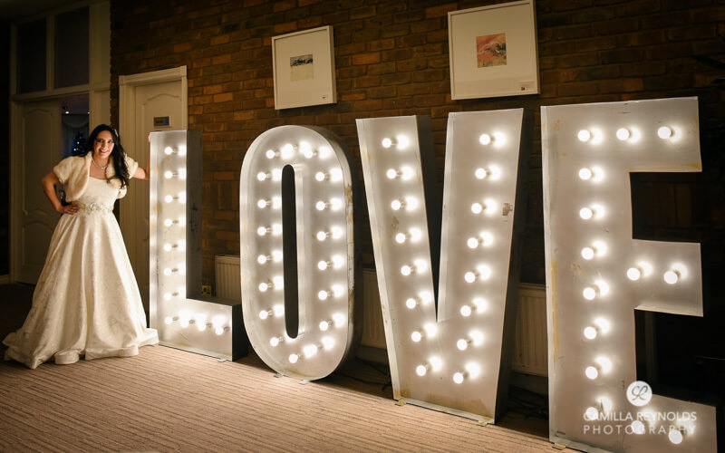 Large LED Letters Gloucester