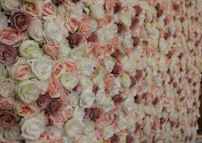 Flower Wall Gloucestershire