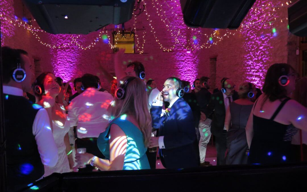 Silent Headphone Disco Gloucestershire