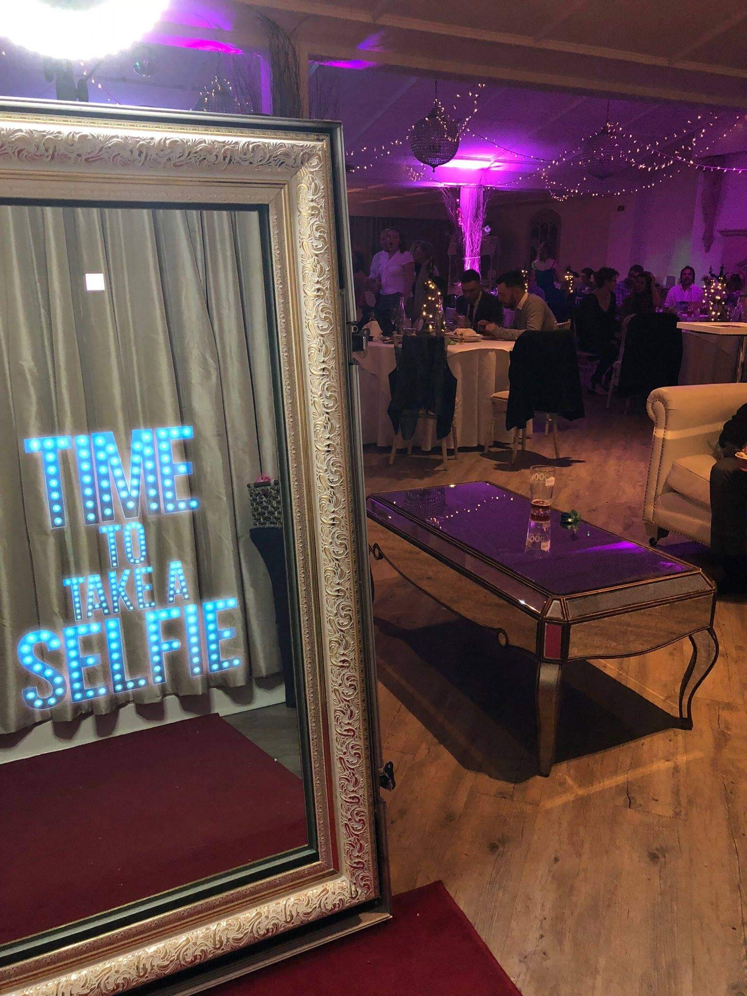 Magic Mirror Hire Gloucestershire