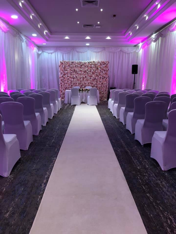 Wedding Draping Hire Wiltshire