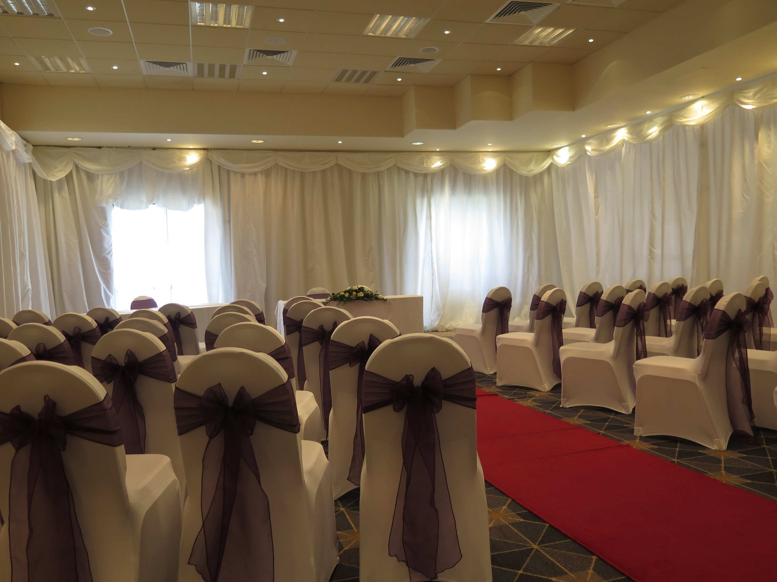 Wedding Draping Wiltshire