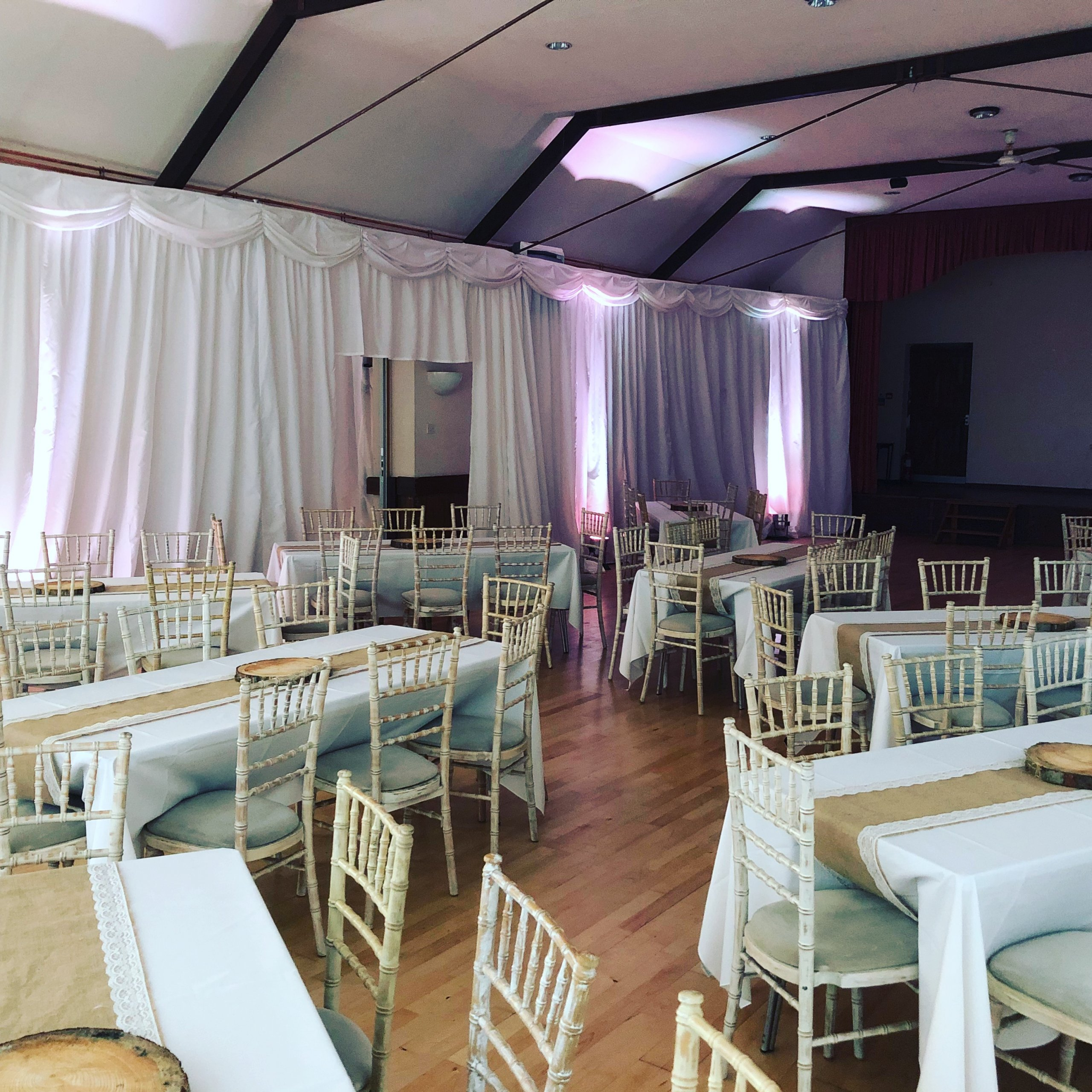 Draping Hire Herefordshire