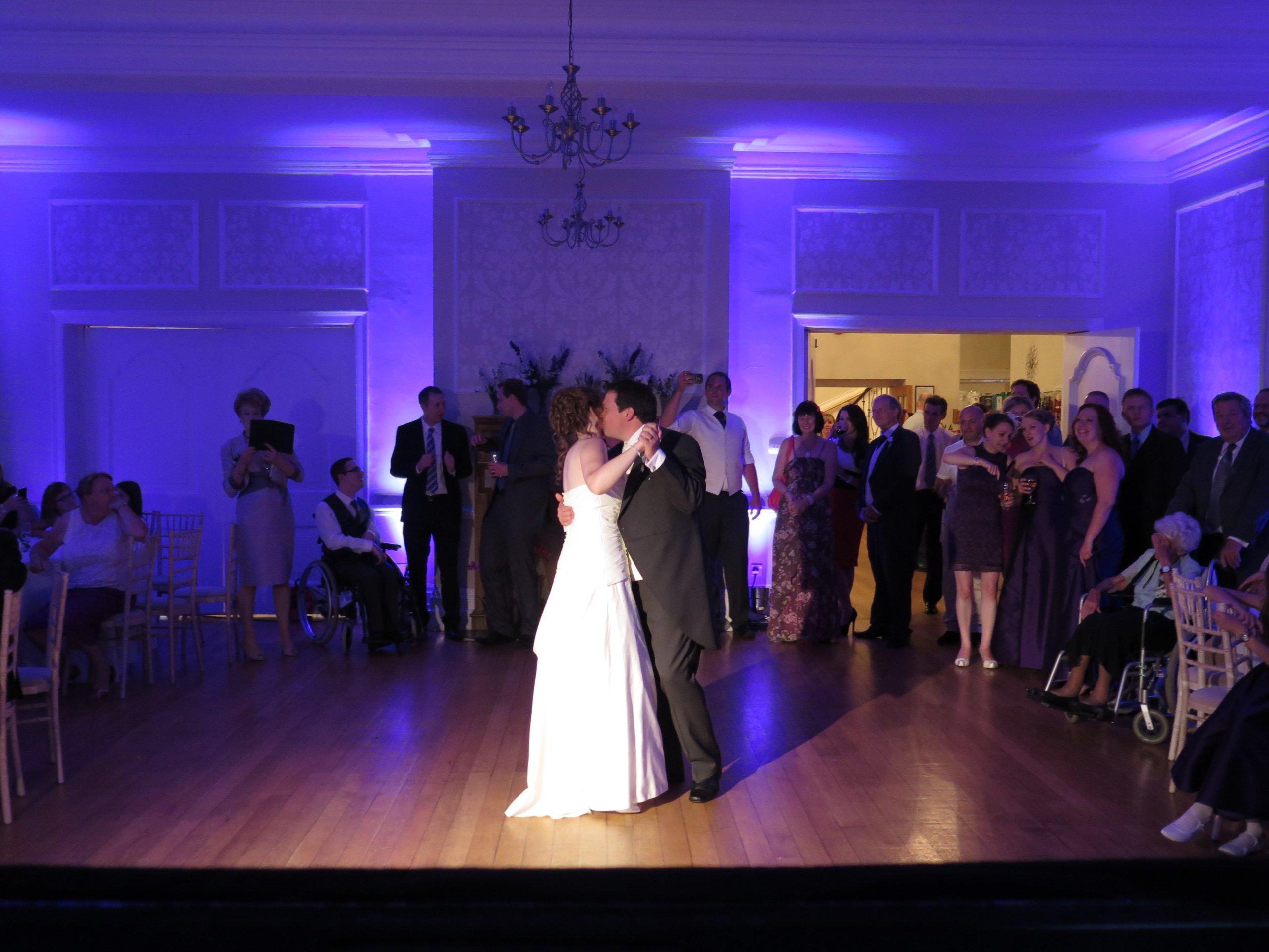 Wiltshire Wedding Disco Hire