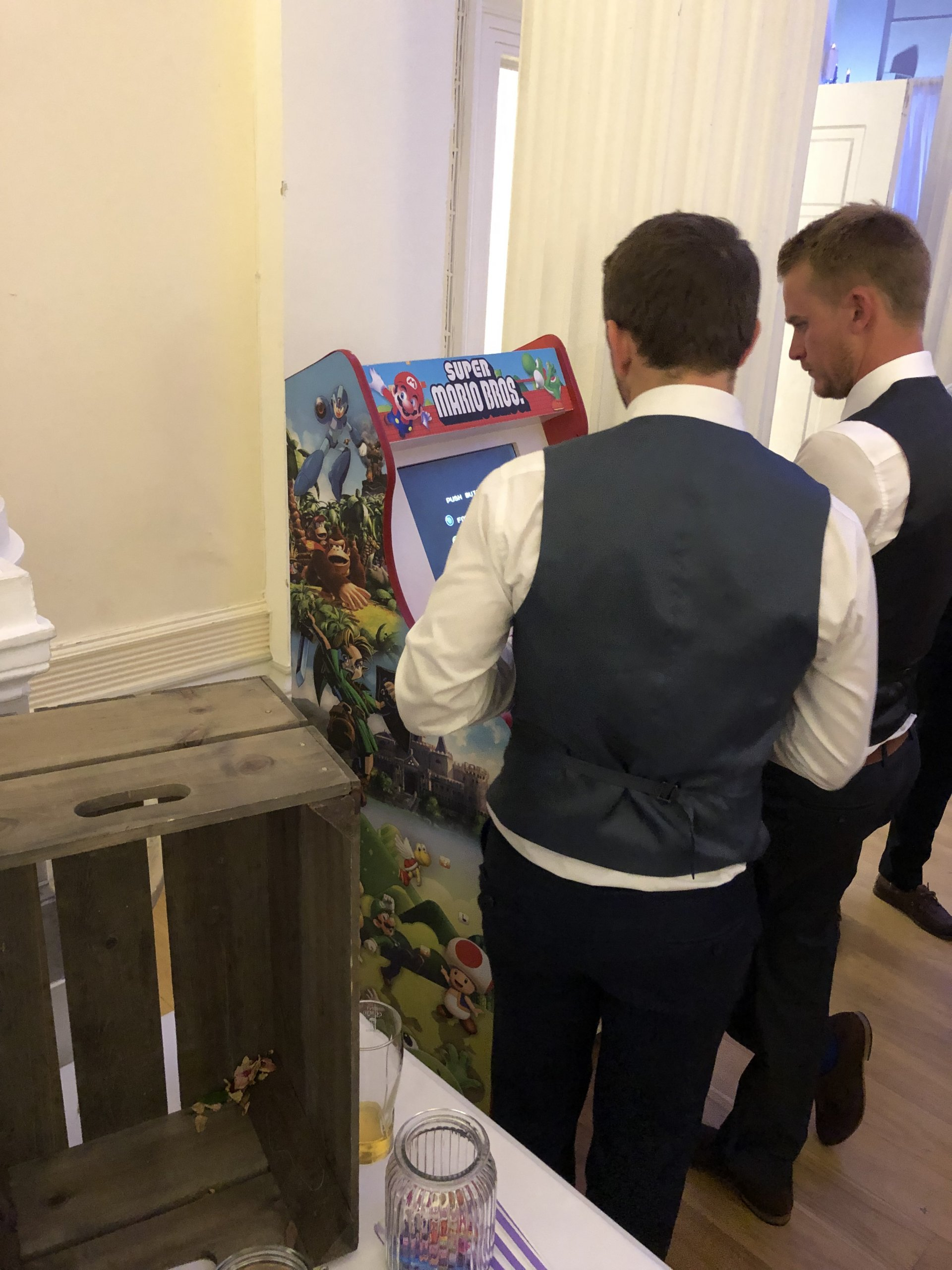 Arcade Machine Hire Gloucestershire